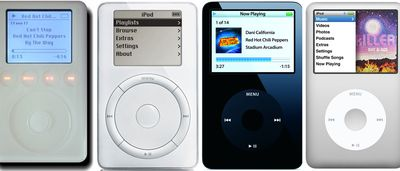 The Best iPod For Your Needs
