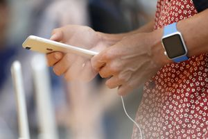 Unpairing an Apple Watch and iPhone
