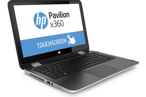 HP Pavilion x360 13z Touch 13-inch Convertible Laptop