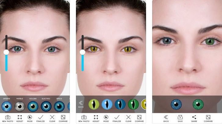 7 Best Apps to Change Your Eye Color