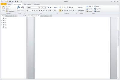 read a review of the free word processor judoom