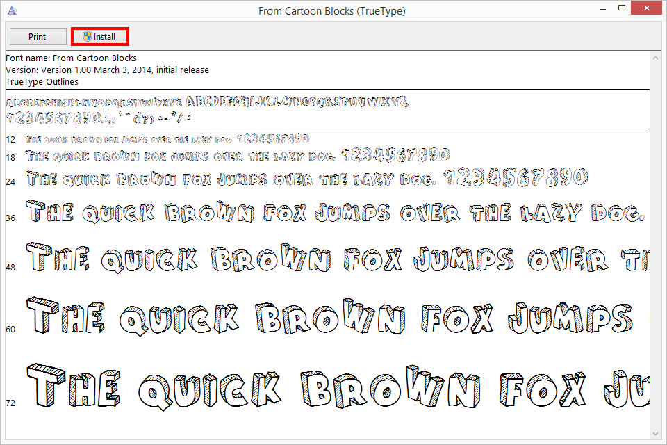 How to Download Free Fonts From the Web