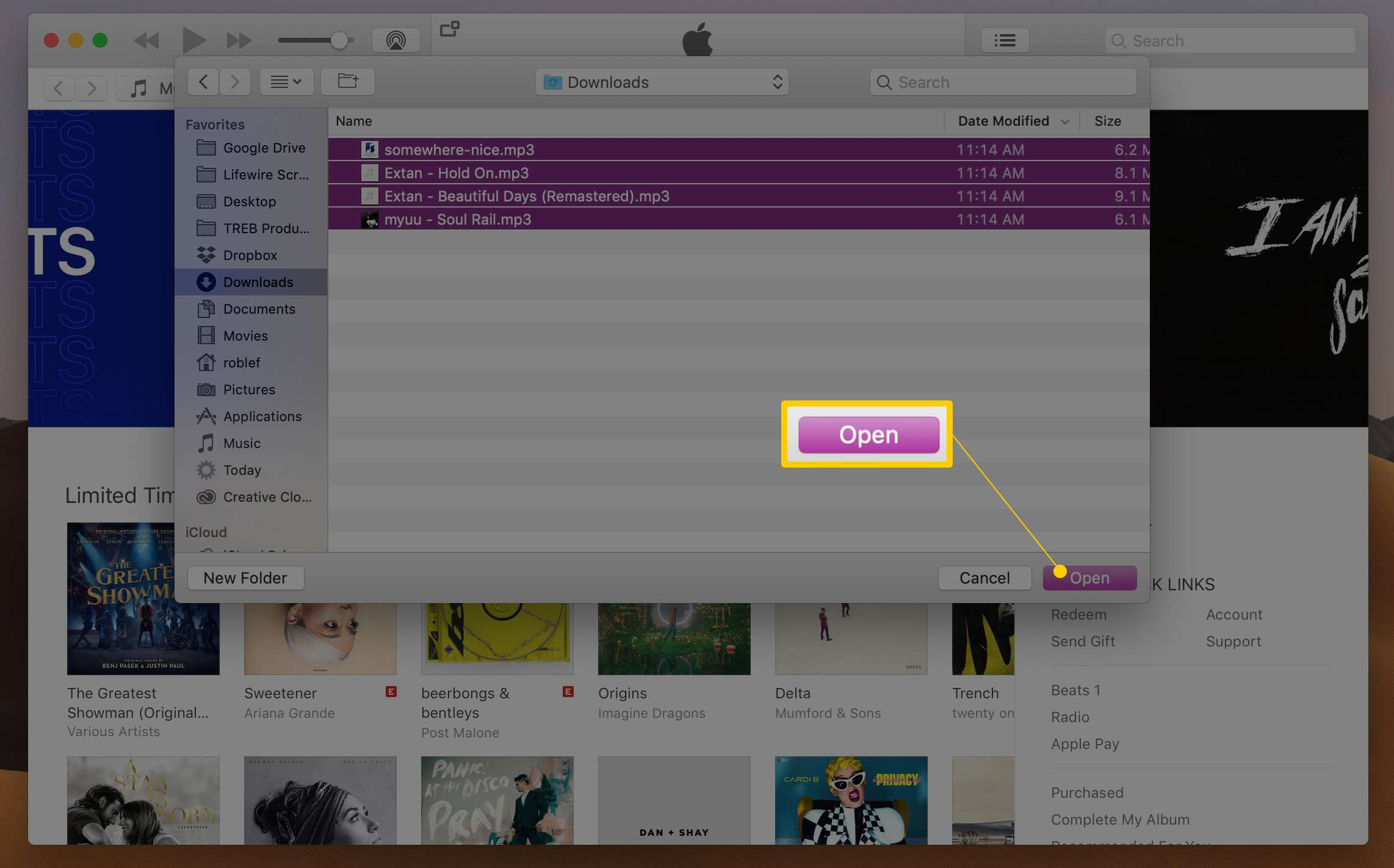 How to Import Downloaded Music to iTunes