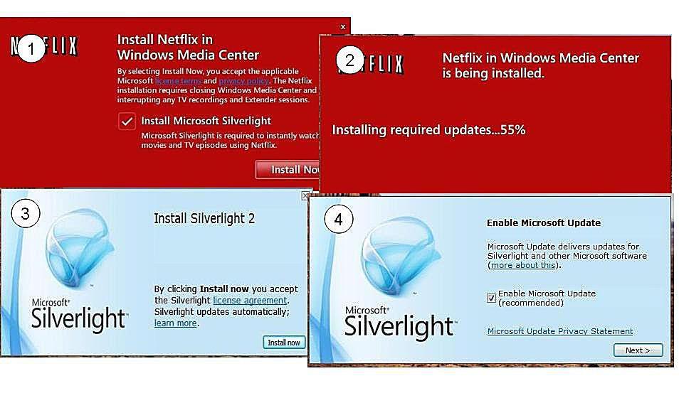 netflix download pc windows vista