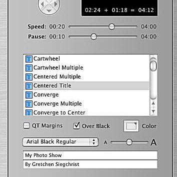 how to create montage of photos imovie