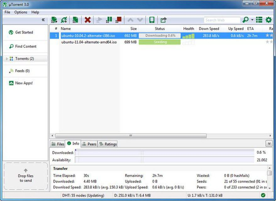 free download torrent sites for software