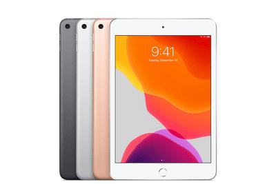 iPad mini 5th gen color options
