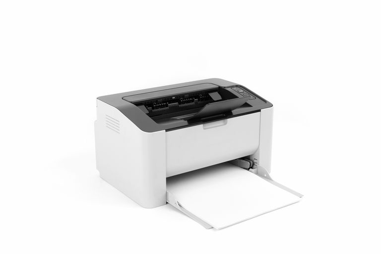 A standard laserjet printer.