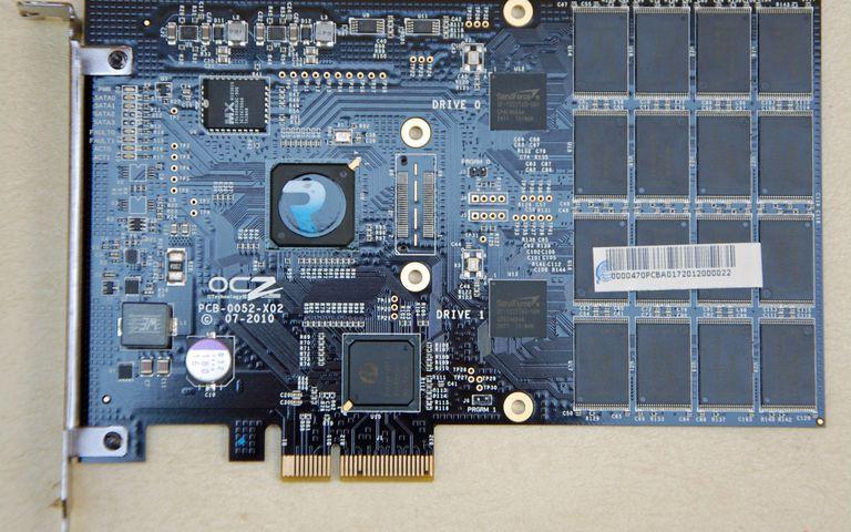 PCIe OCZ Revodrive SSD