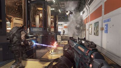 Screenshot from Call of Duty: Advanced Warfare