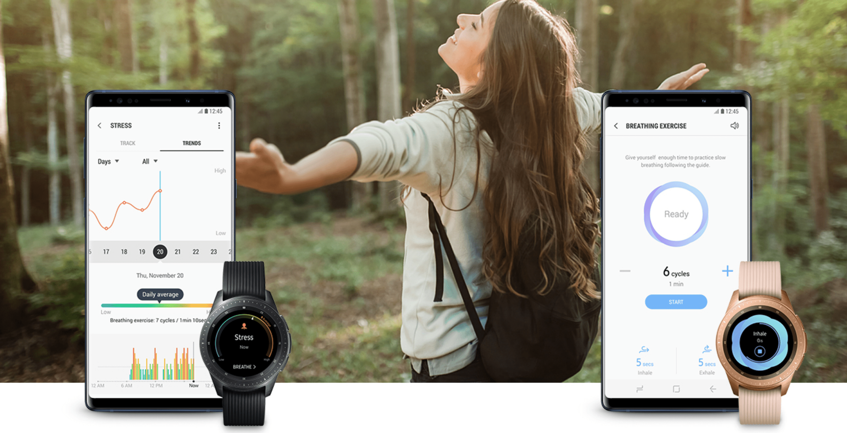 The 5 Best Galaxy Watch Features including phone calls and texts