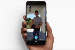 nest app with video feed