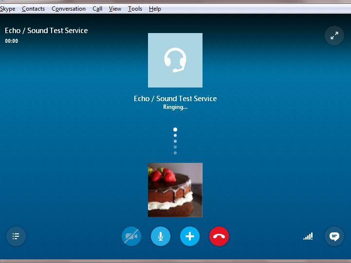 Using Skype's Echo/Sound Test Service to Check Your Settings