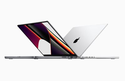 MacBook Pro 14-inch and 16-inch