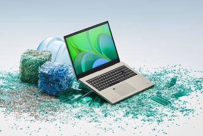 Acer Aspire Vero eco-friendly laptop