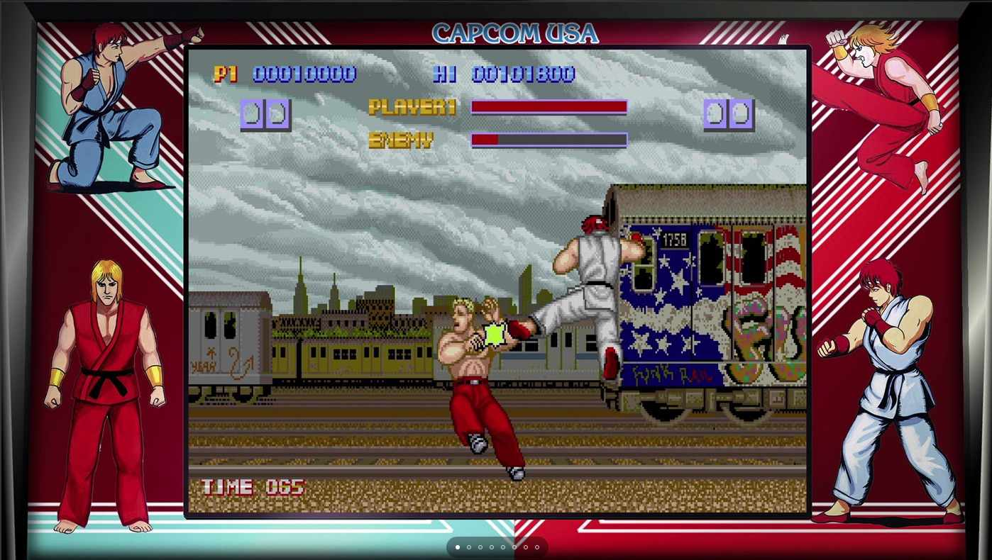 Street Fighter for Xbox One