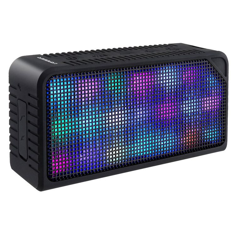 bluetooth speakers urpower hi-fi portable wireless stereo speaker