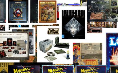 The Best MS-DOS PC Games of All Time