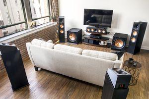 Klipsch Dolby Atmos Speaker Setup
