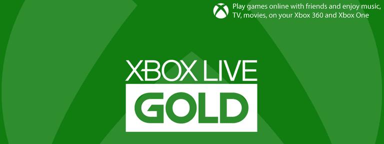 Xbox Live Gold logo