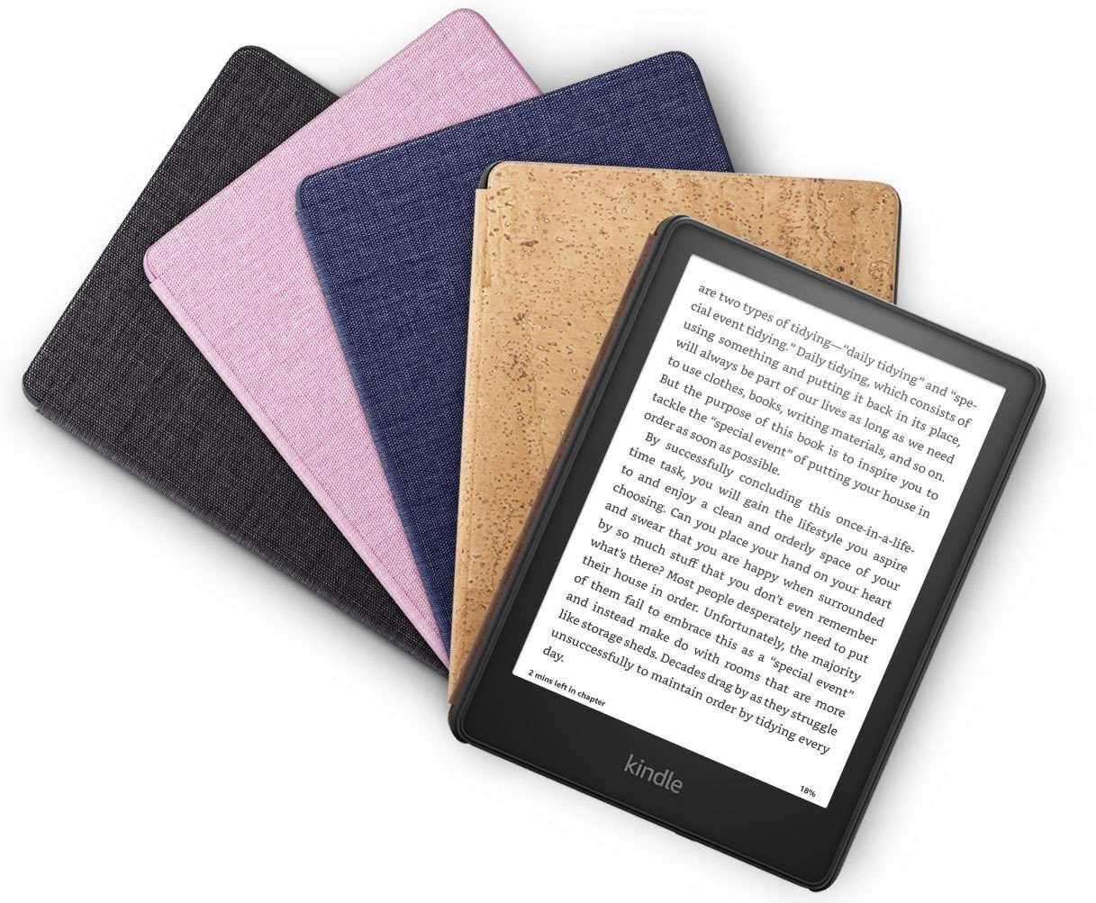 Kindle Paperwhite assortment