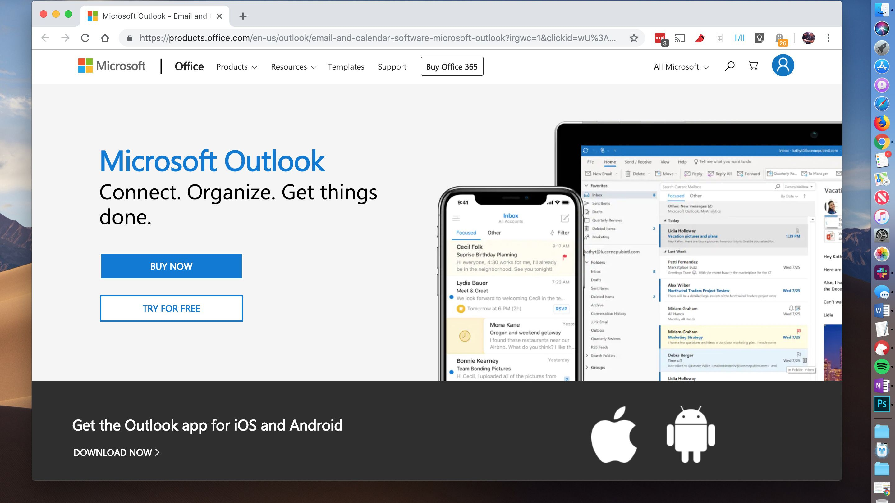 Can I Download Outlook For Free
