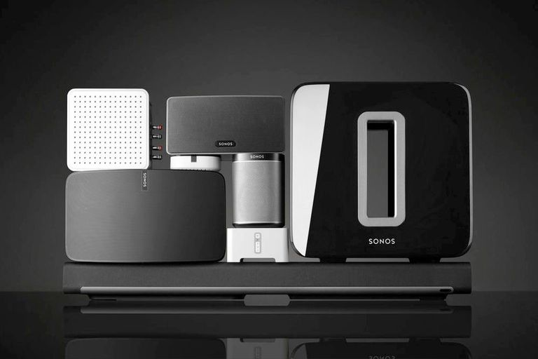 A Sonos Home Music Streaming System Overview