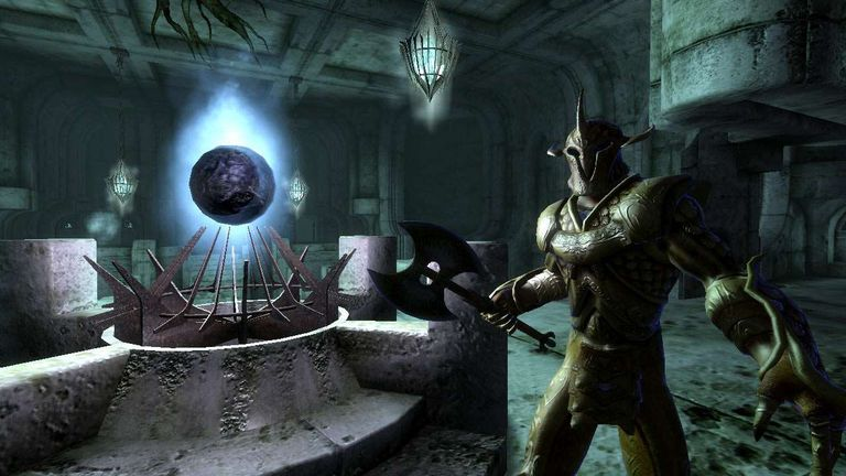 The Elder Scrolls IV: <b>Oblivion</b> PC Location <b>Cheats</b>