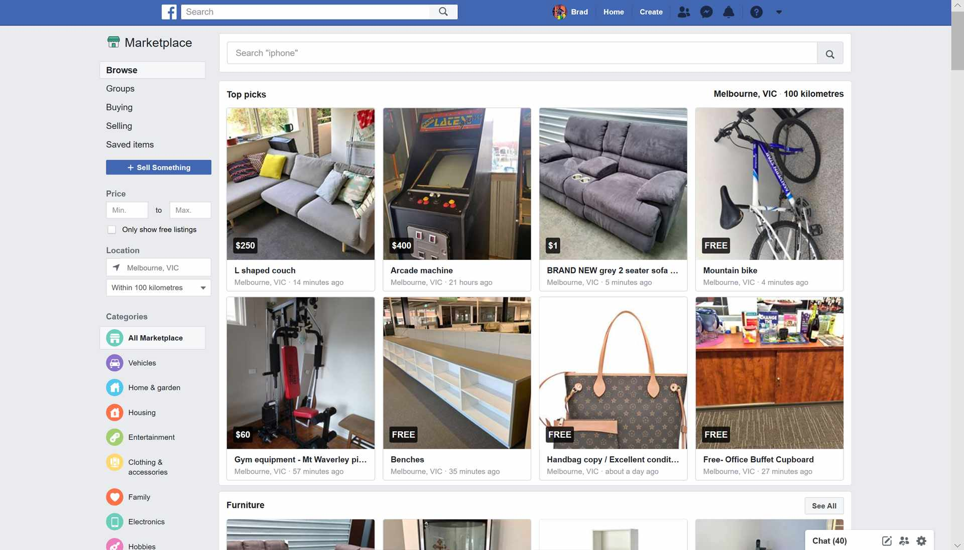 Tips For Searching And Buying From Facebook Marketplace