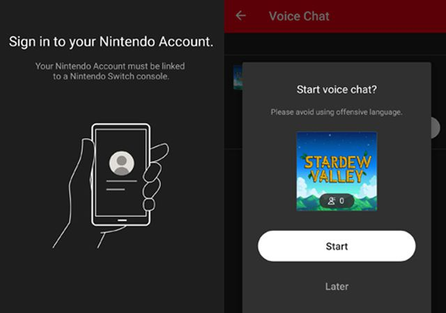 How to Use Nintendo Switch Voice Chat