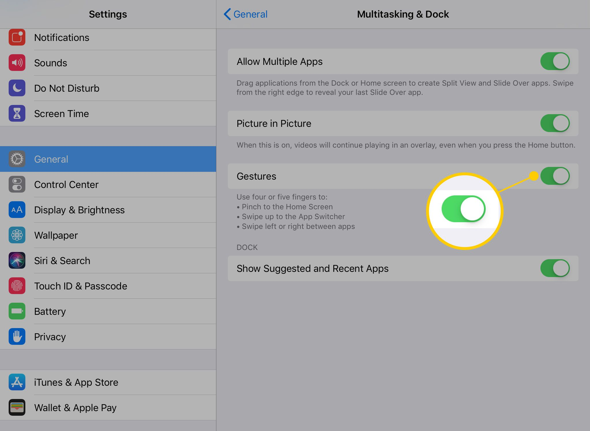 How to Open and Use the iPad's App Switcher