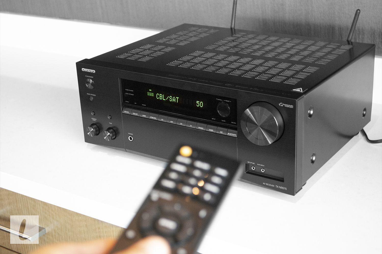 Onkyo TX-NR575 Home Theater Receiver