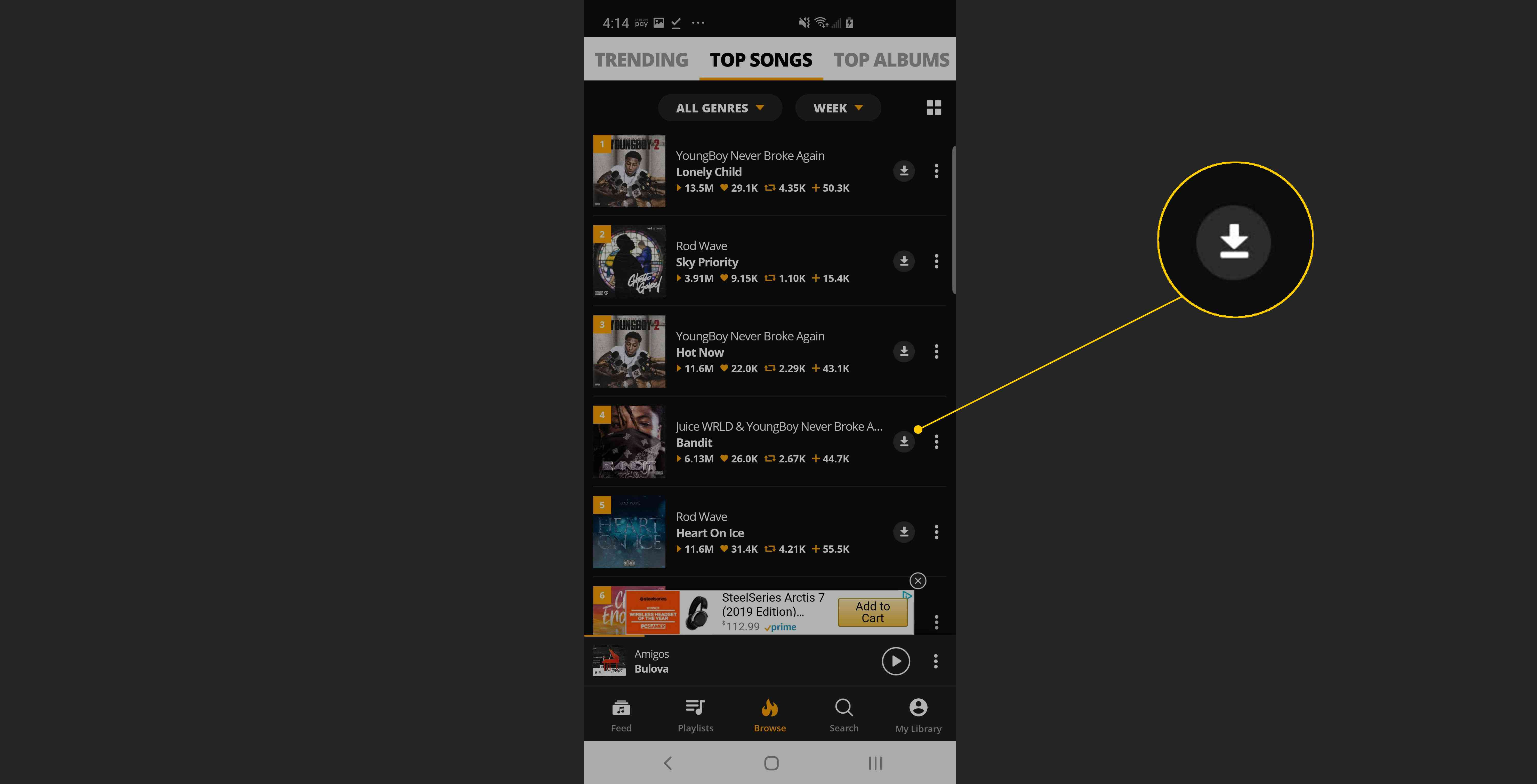 How to Download Music to Your Android Phone