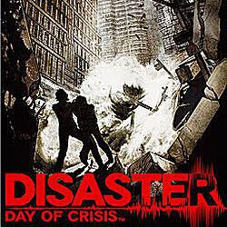 Day of Crisis game cover