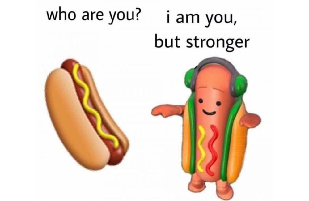 The 15 Best Dancing Hot Dog Memes