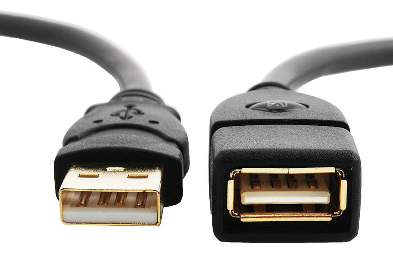 Photo of a Mediabridge USB 2.0 USB Extension Cable
