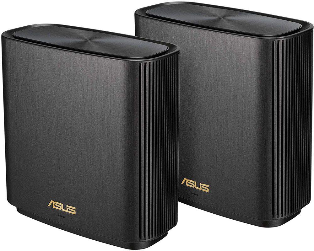 Asus ZenWifi XT8 Mesh Wi-Fi 6 System (Charcoal)