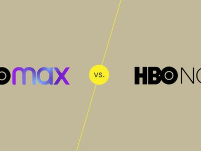 HBO Max and HBO Now logos