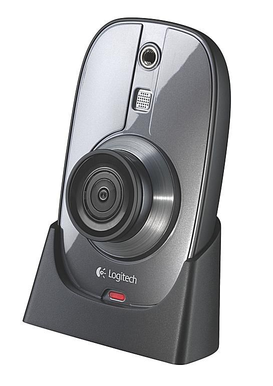 Logitech 700n Indoor Security Camera