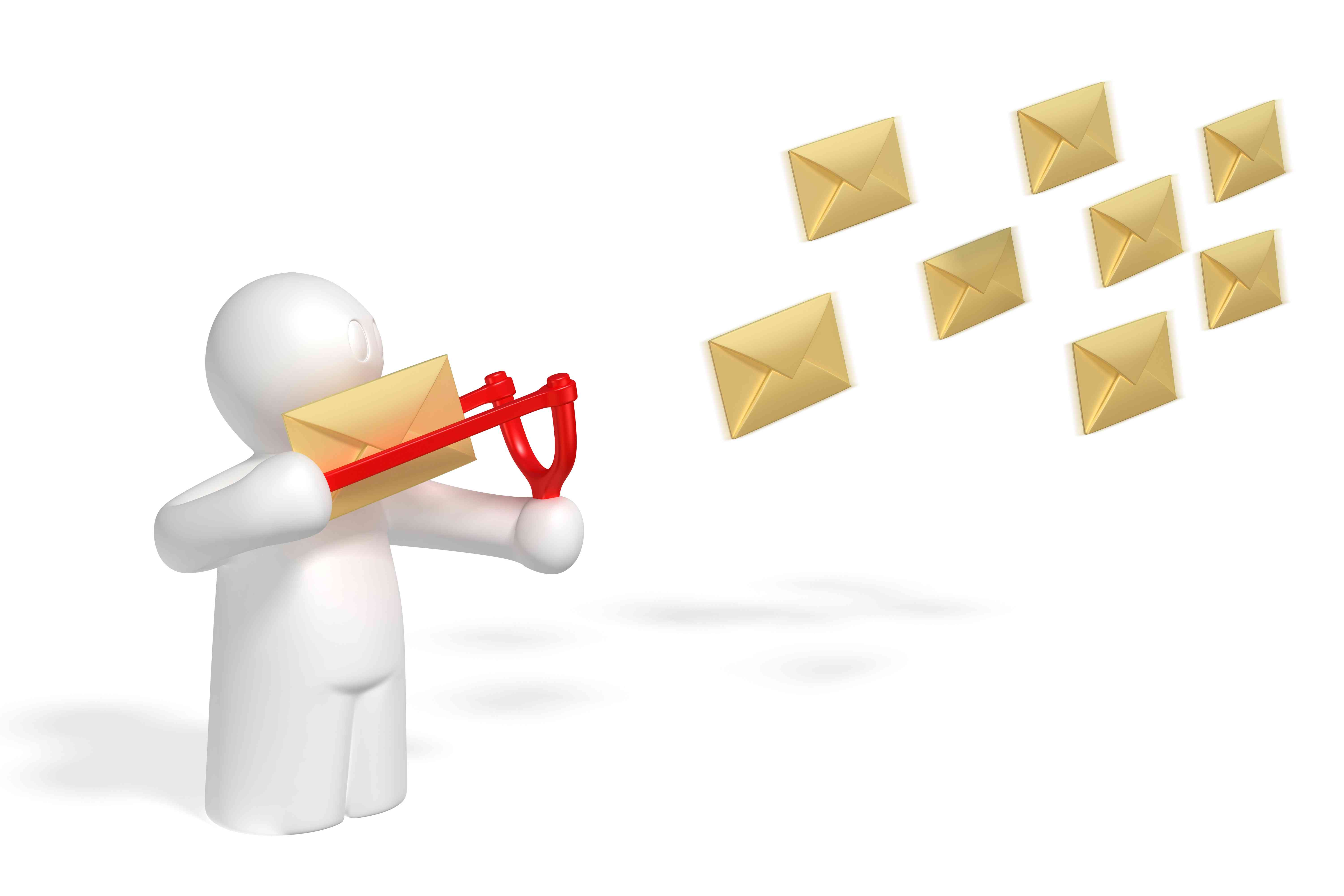 launching email