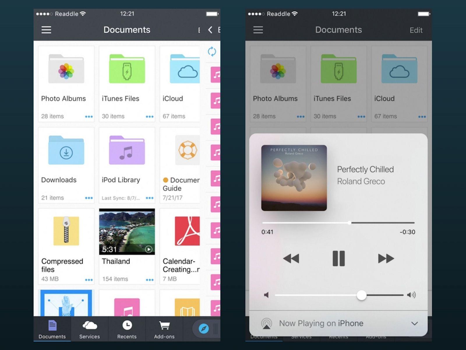 Documents for iOS