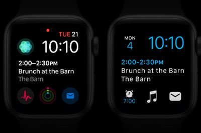 Outlook for iOS on Apple Watch