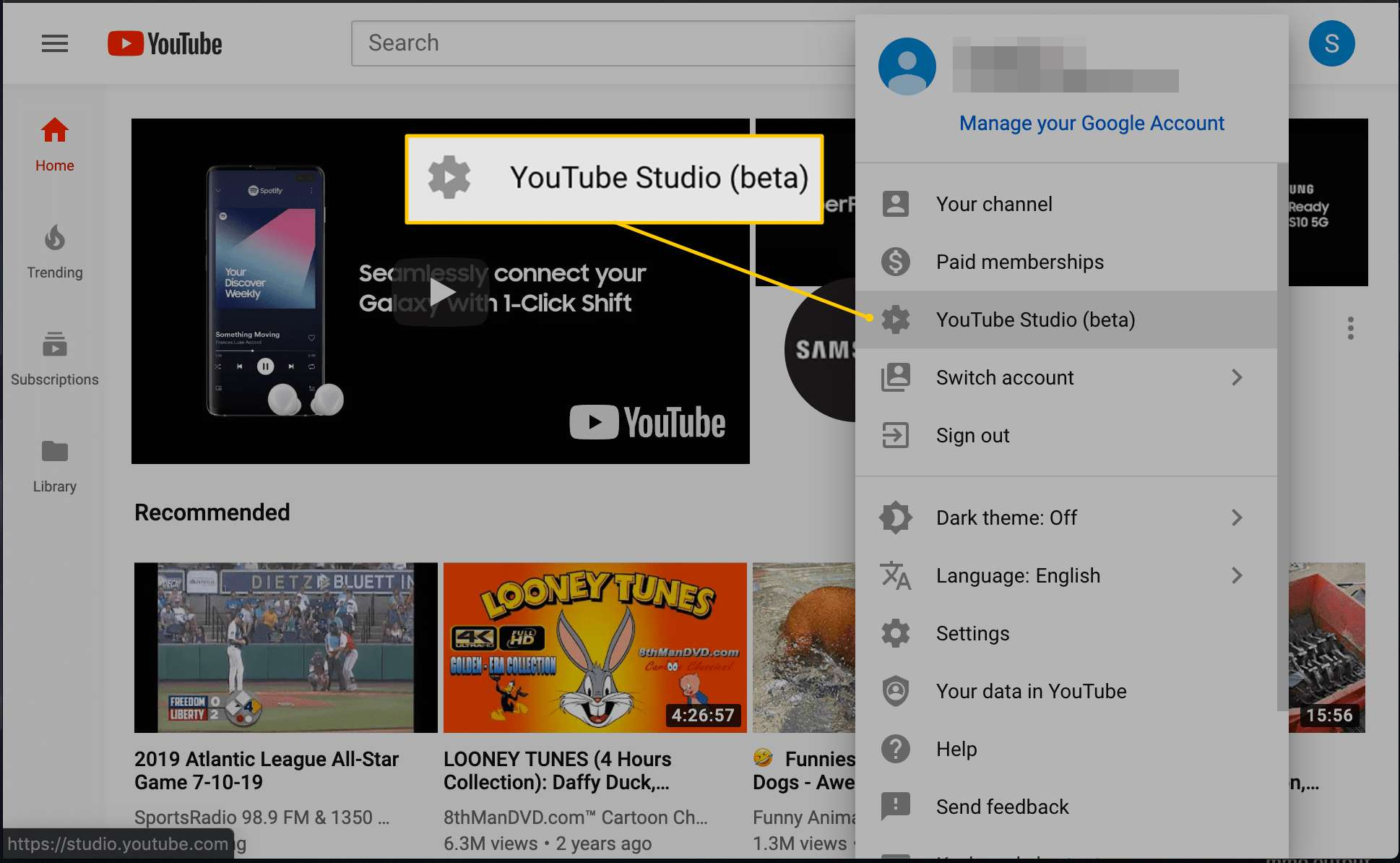 How to Remove Video From YouTube