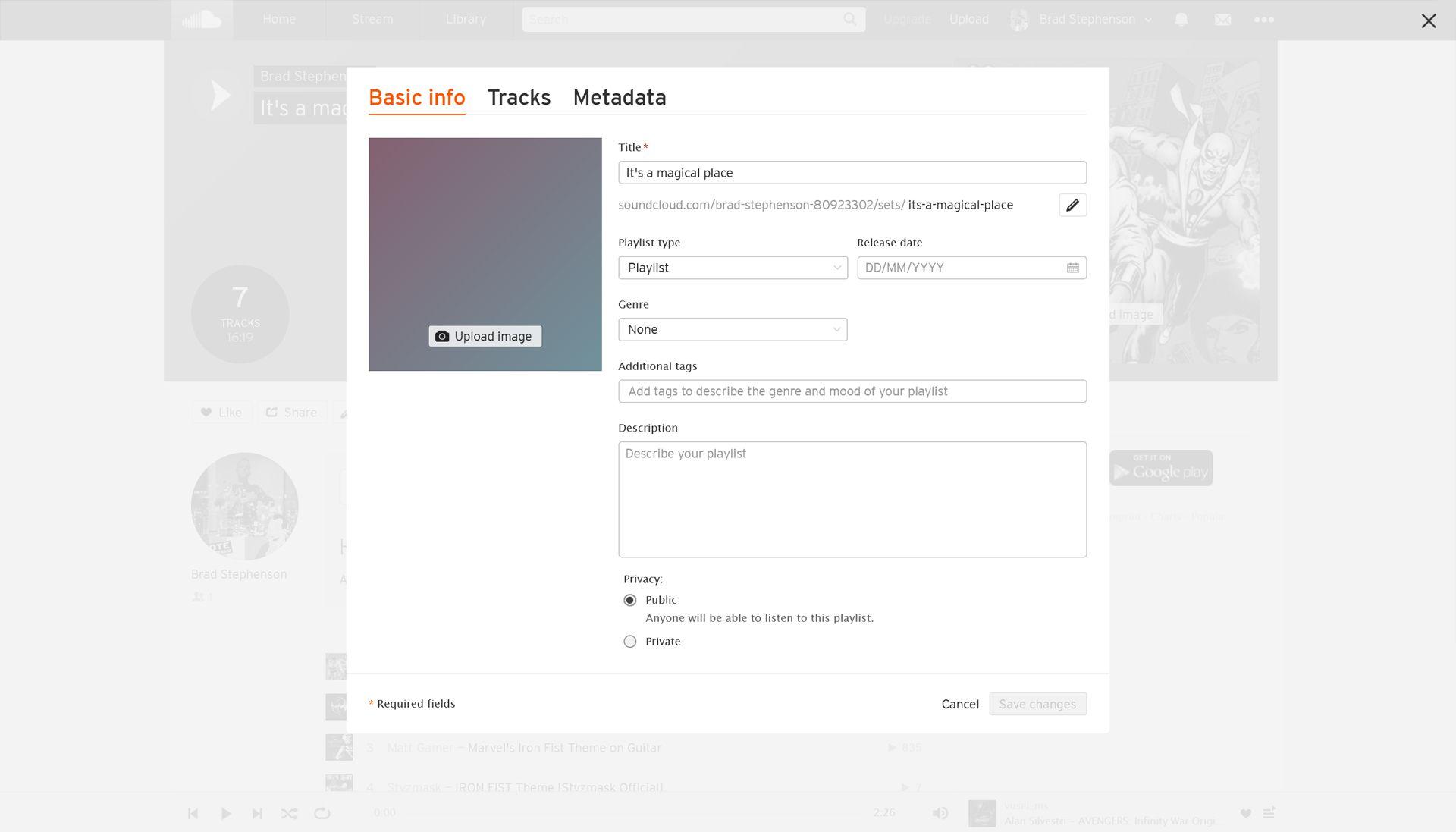 How To Make A Playlist On SoundCloud