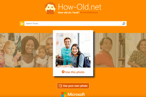 How-Old.net is an online program that guesses your age