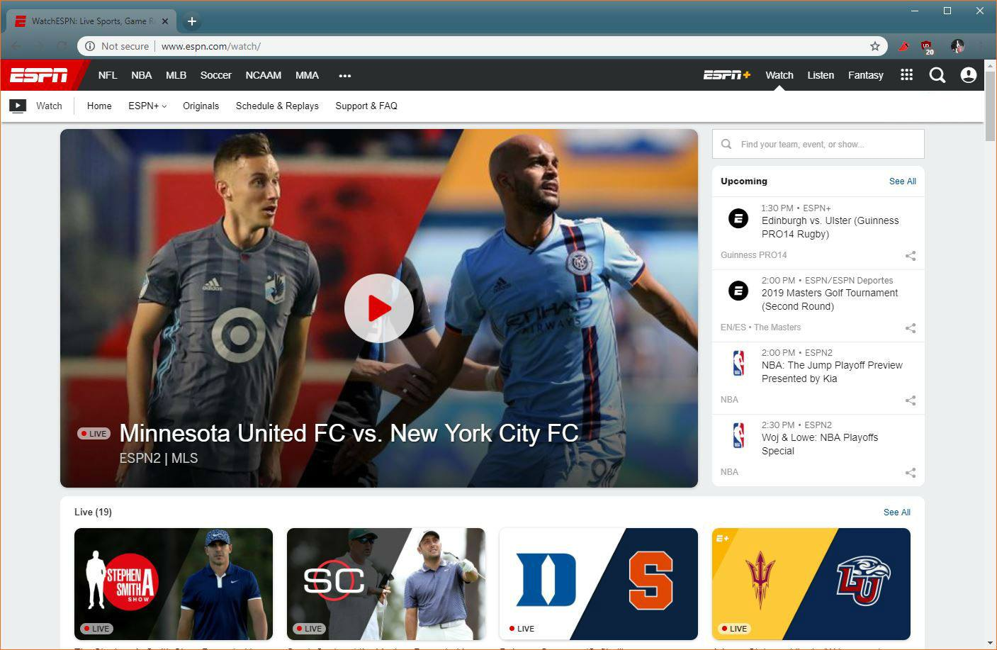 How to Watch Soccer Live Streams