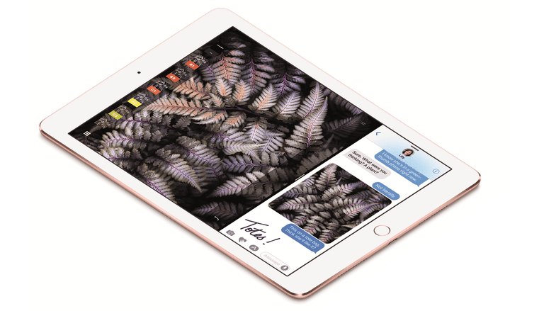 The 9.7-inch iPad Pro