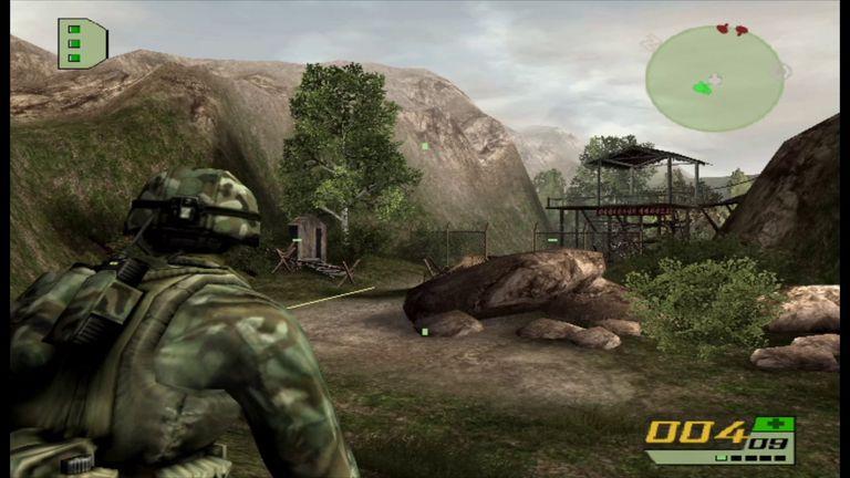 Ghost Recon 2 screenshot