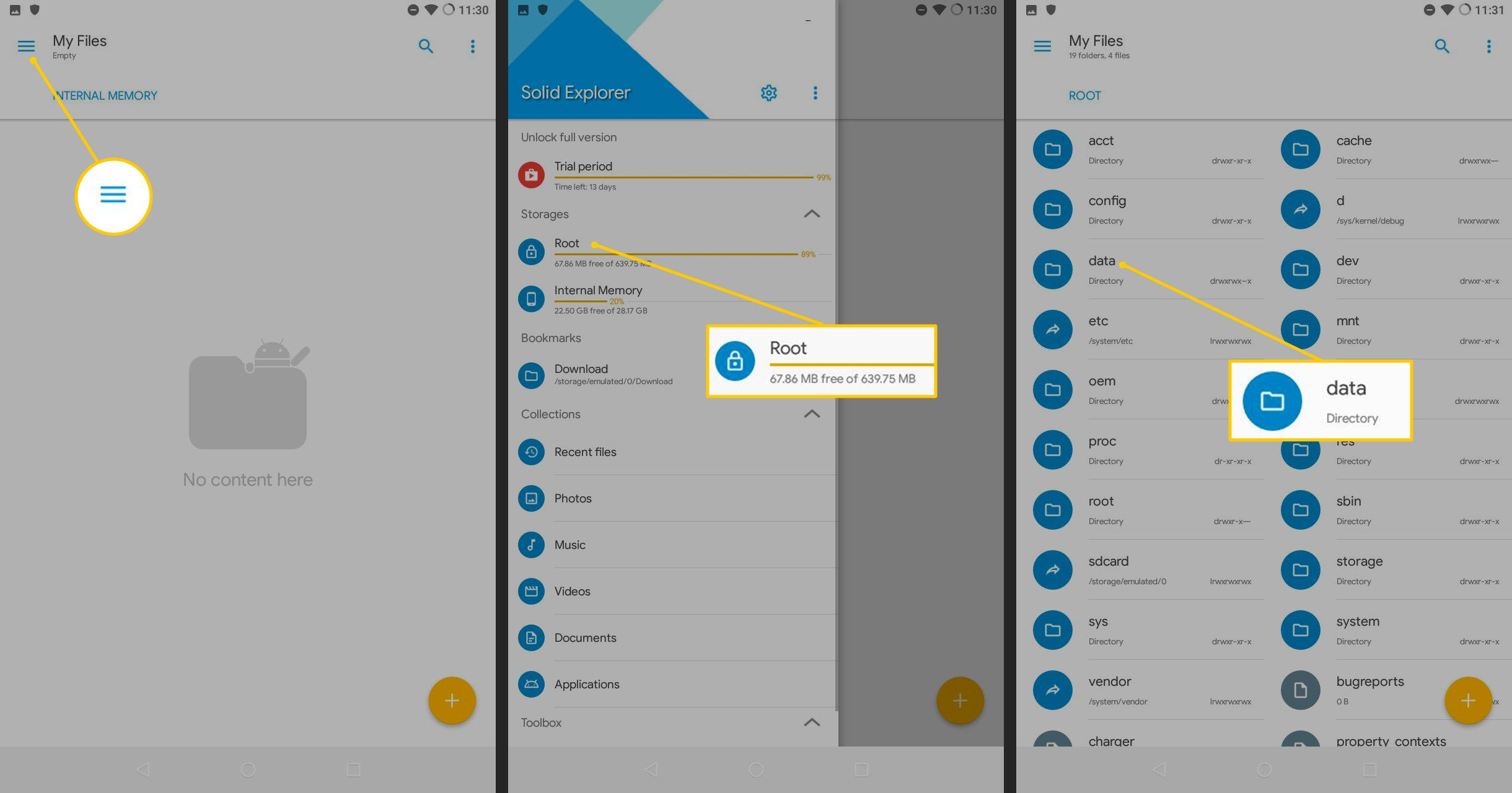 How to Find Your Wi-Fi Password on Android