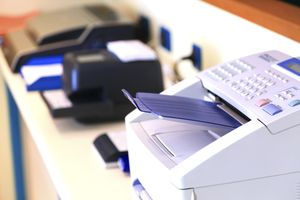 Fax and printer